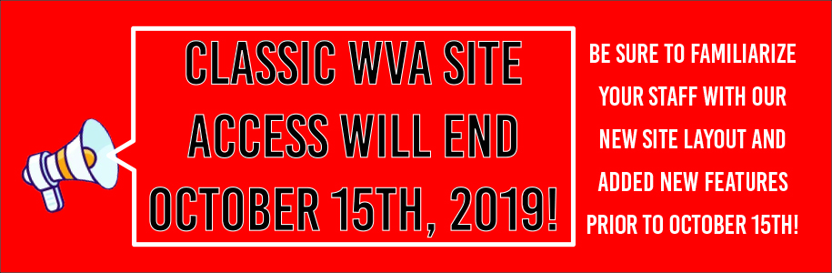 Classic site access ending on October 15th, 2019. Thank you!